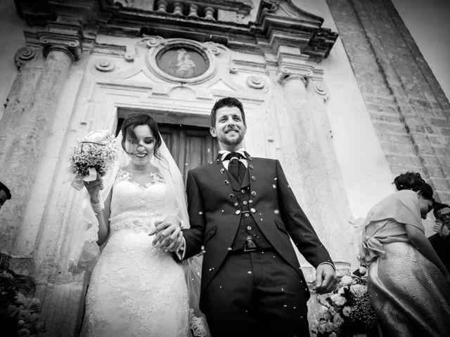 Le nozze di Antonella e Fabrizio