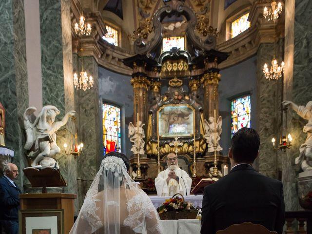 Il matrimonio di Paolo e Elisa a Oleggio, Novara 9