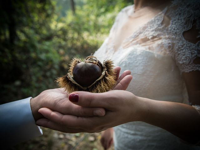 Il matrimonio di Paolo e Elisa a Oleggio, Novara 14