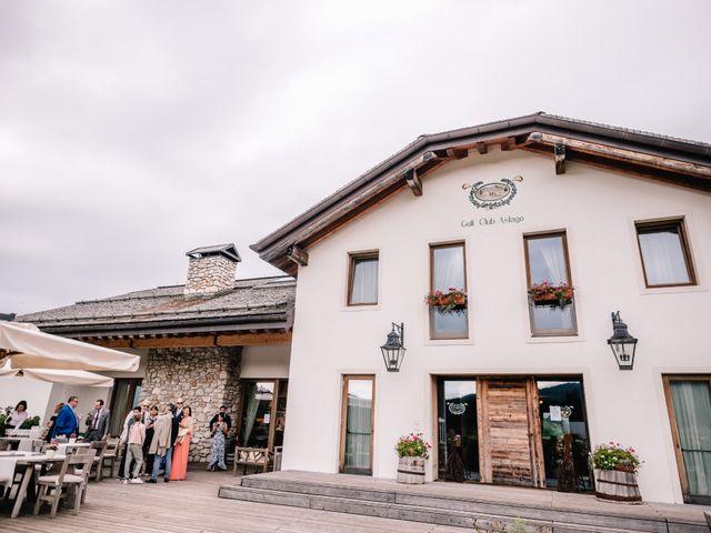 Il matrimonio di Guliana e Avery a Asiago, Vicenza 22