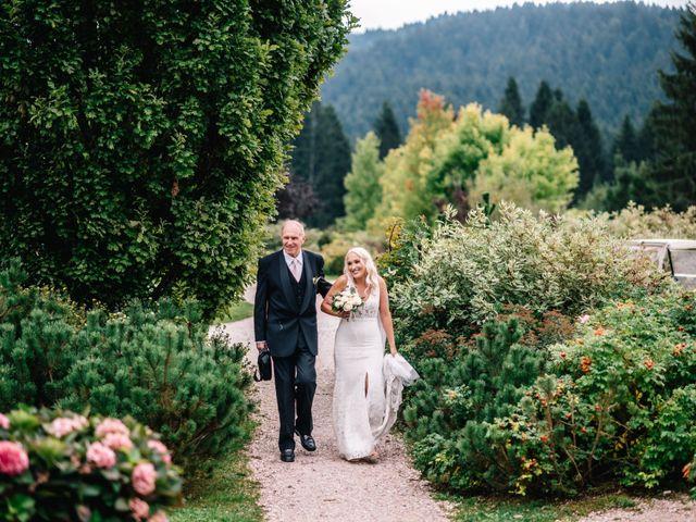 Il matrimonio di Guliana e Avery a Asiago, Vicenza 23