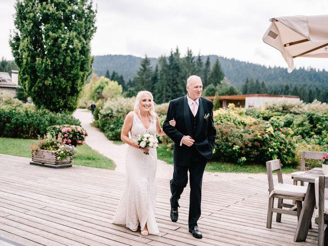 Il matrimonio di Guliana e Avery a Asiago, Vicenza 24
