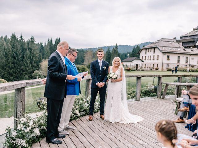 Il matrimonio di Guliana e Avery a Asiago, Vicenza 27
