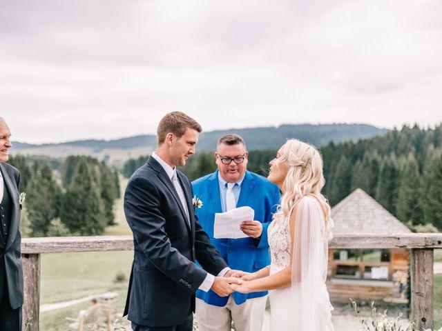 Il matrimonio di Guliana e Avery a Asiago, Vicenza 29
