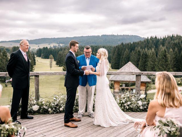 Il matrimonio di Guliana e Avery a Asiago, Vicenza 32