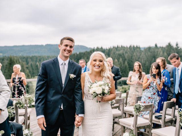 Il matrimonio di Guliana e Avery a Asiago, Vicenza 33