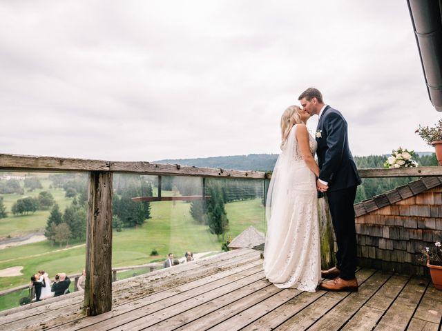 Il matrimonio di Guliana e Avery a Asiago, Vicenza 35