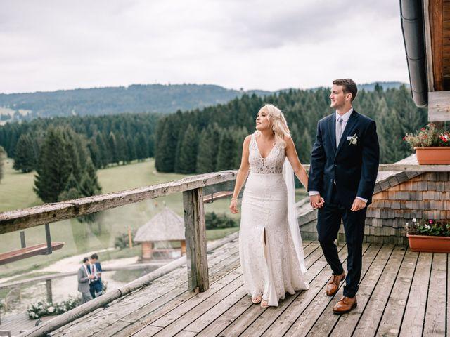 Il matrimonio di Guliana e Avery a Asiago, Vicenza 37