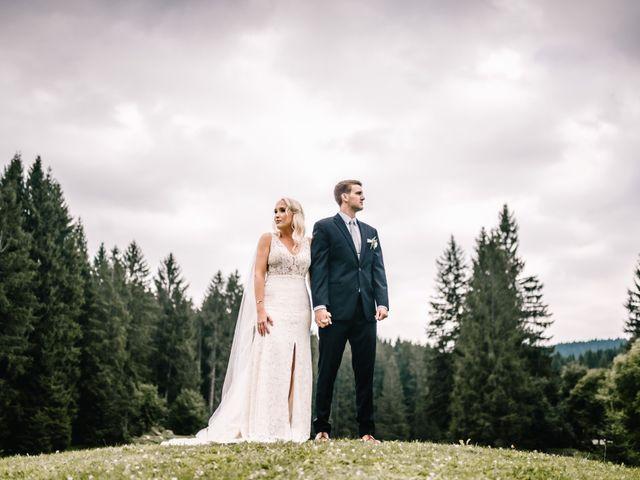 Le nozze di Avery e Guliana