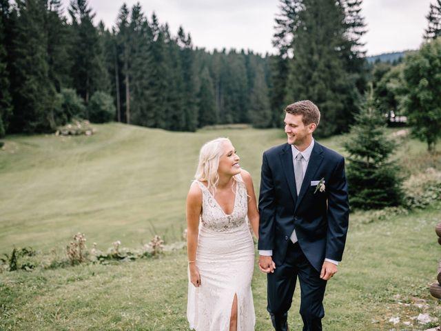 Il matrimonio di Guliana e Avery a Asiago, Vicenza 41