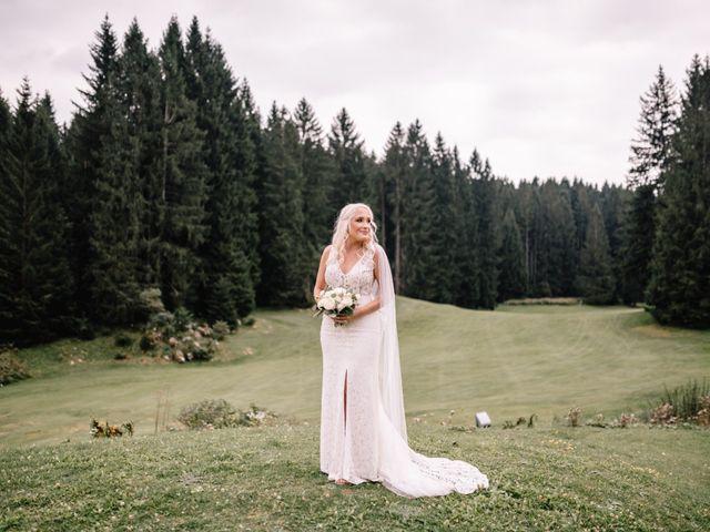 Il matrimonio di Guliana e Avery a Asiago, Vicenza 44