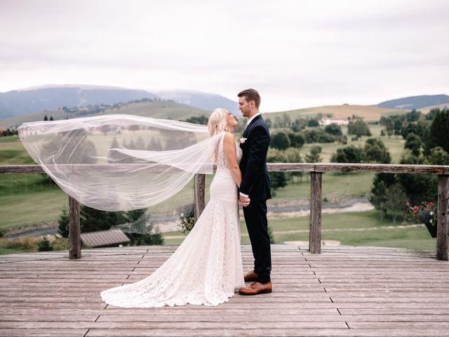 Il matrimonio di Guliana e Avery a Asiago, Vicenza 47
