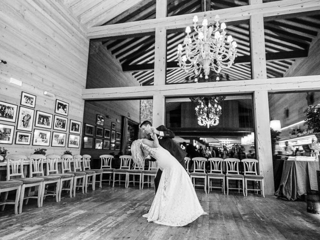 Il matrimonio di Guliana e Avery a Asiago, Vicenza 53