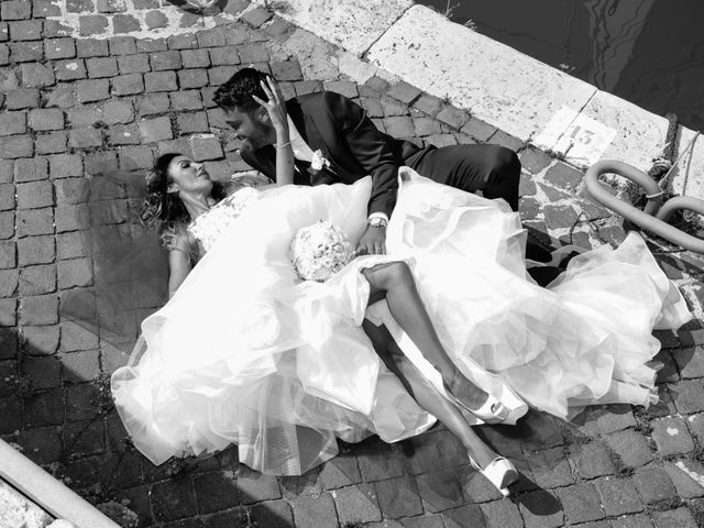 Le nozze di Silvia e Giampaolo