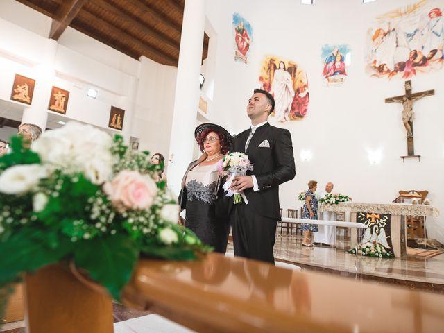Il matrimonio di Stefania e Christian a Licata, Agrigento 22