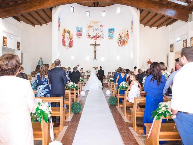 Il matrimonio di Stefania e Christian a Licata, Agrigento 25