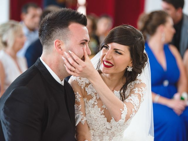 Il matrimonio di Stefania e Christian a Licata, Agrigento 27
