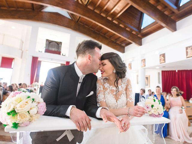 Il matrimonio di Stefania e Christian a Licata, Agrigento 28