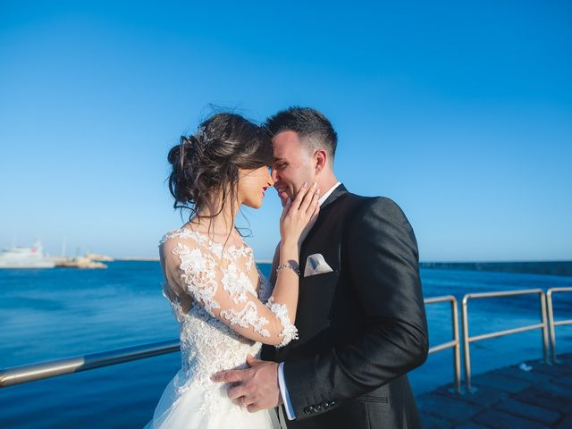 Il matrimonio di Stefania e Christian a Licata, Agrigento 31