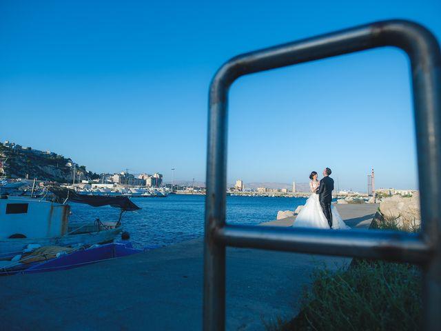 Il matrimonio di Stefania e Christian a Licata, Agrigento 32