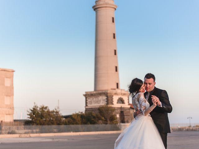 Il matrimonio di Stefania e Christian a Licata, Agrigento 33