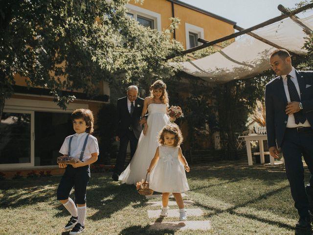 Il matrimonio di Lorenzo e Sara a Melizzano, Benevento 18