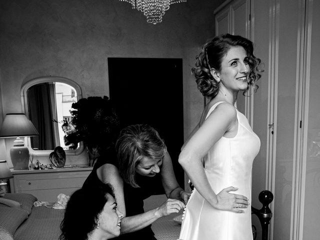 Il matrimonio di Riccardo e Valentina a Costigliole Saluzzo, Cuneo 12