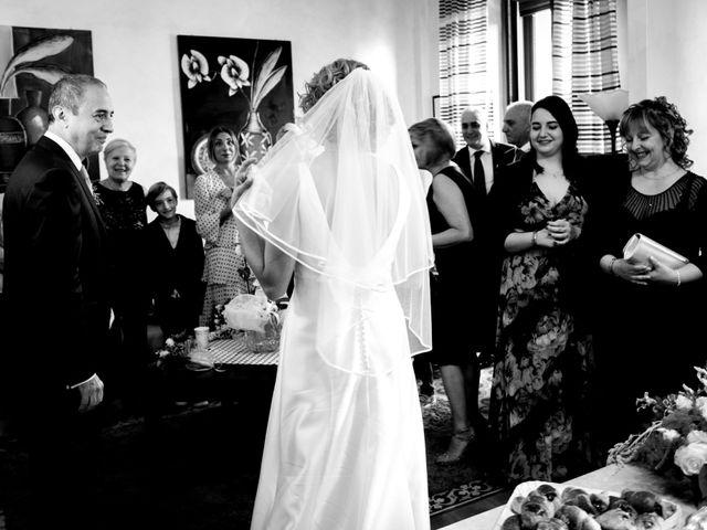 Il matrimonio di Riccardo e Valentina a Costigliole Saluzzo, Cuneo 25