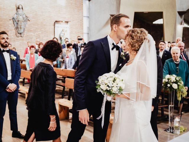 Il matrimonio di Riccardo e Valentina a Costigliole Saluzzo, Cuneo 30