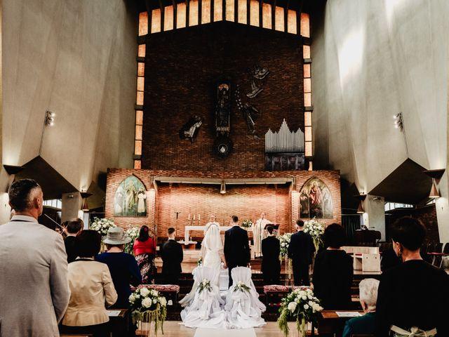 Il matrimonio di Riccardo e Valentina a Costigliole Saluzzo, Cuneo 33