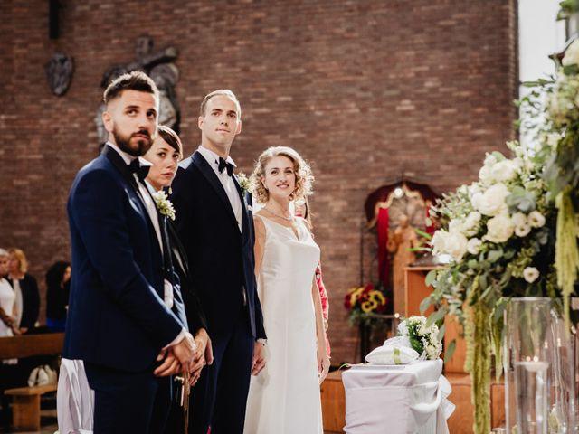 Il matrimonio di Riccardo e Valentina a Costigliole Saluzzo, Cuneo 35