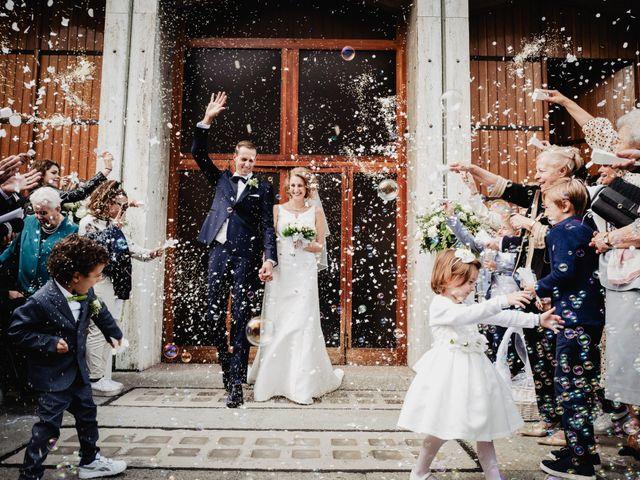 Il matrimonio di Riccardo e Valentina a Costigliole Saluzzo, Cuneo 41