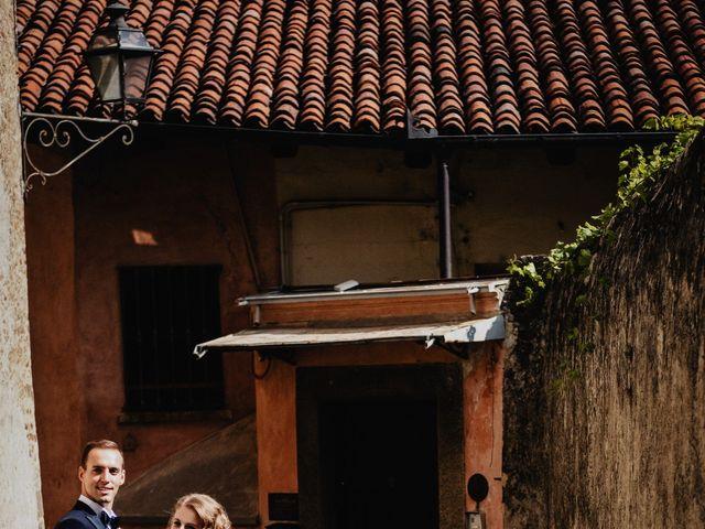 Il matrimonio di Riccardo e Valentina a Costigliole Saluzzo, Cuneo 45