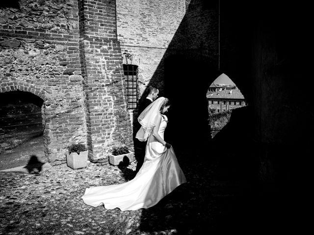 Il matrimonio di Riccardo e Valentina a Costigliole Saluzzo, Cuneo 47