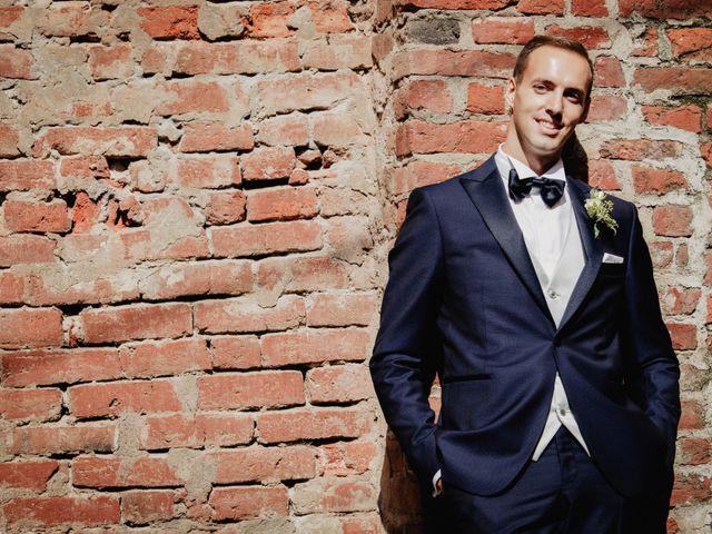 Il matrimonio di Riccardo e Valentina a Costigliole Saluzzo, Cuneo 51