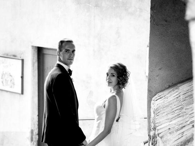 Il matrimonio di Riccardo e Valentina a Costigliole Saluzzo, Cuneo 53