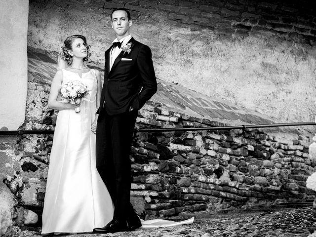 Il matrimonio di Riccardo e Valentina a Costigliole Saluzzo, Cuneo 54