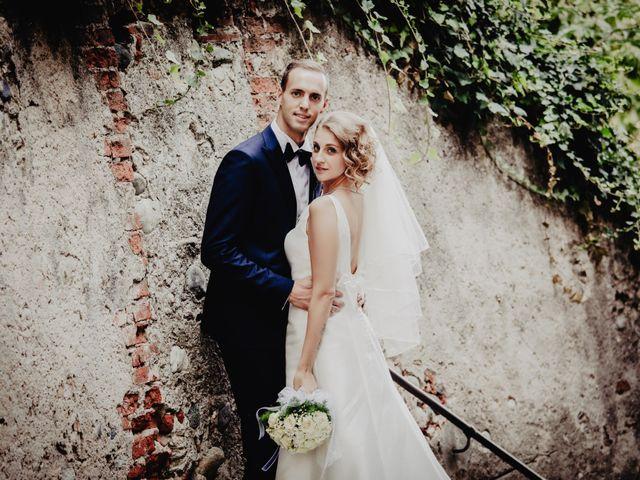 Il matrimonio di Riccardo e Valentina a Costigliole Saluzzo, Cuneo 57