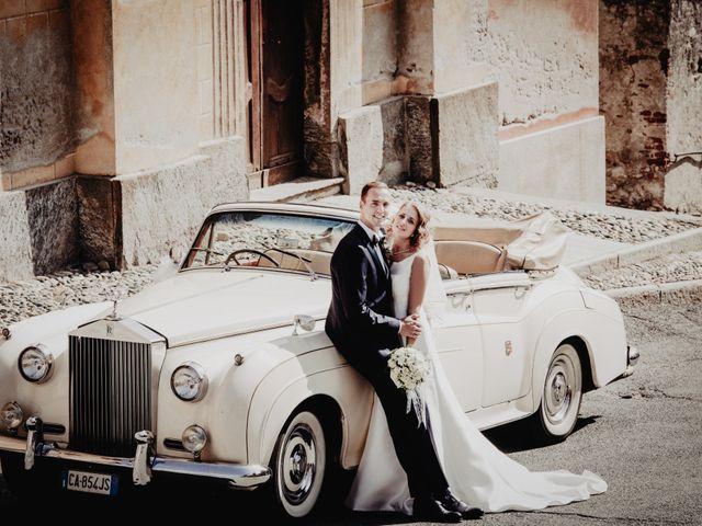Il matrimonio di Riccardo e Valentina a Costigliole Saluzzo, Cuneo 58