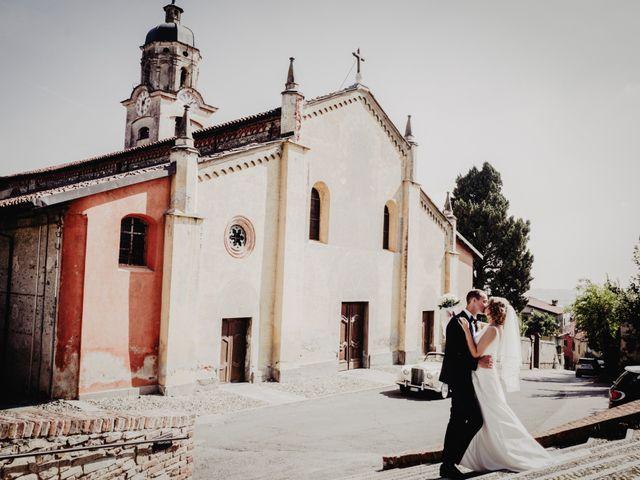 Il matrimonio di Riccardo e Valentina a Costigliole Saluzzo, Cuneo 59