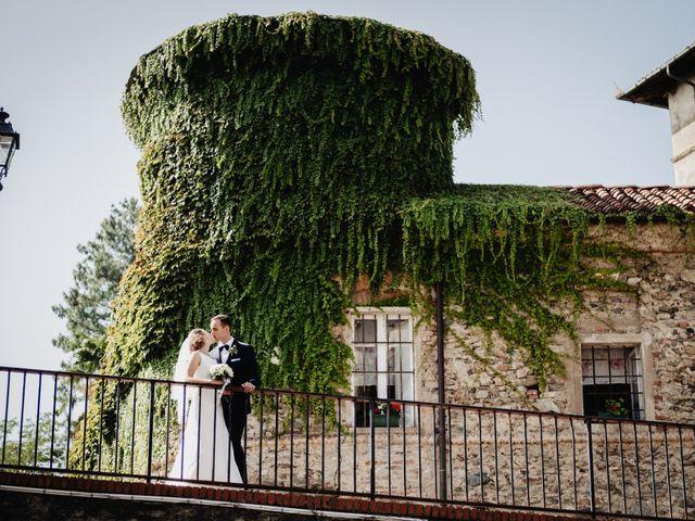 Il matrimonio di Riccardo e Valentina a Costigliole Saluzzo, Cuneo 60
