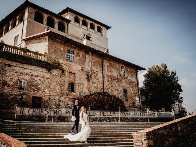Il matrimonio di Riccardo e Valentina a Costigliole Saluzzo, Cuneo 61