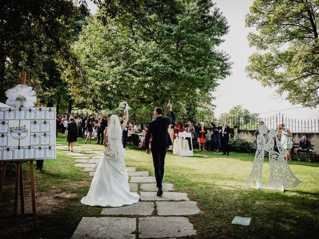 Il matrimonio di Riccardo e Valentina a Costigliole Saluzzo, Cuneo 63