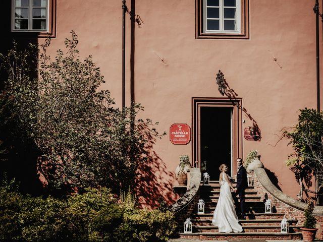 Il matrimonio di Riccardo e Valentina a Costigliole Saluzzo, Cuneo 66