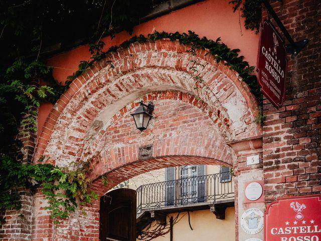 Il matrimonio di Riccardo e Valentina a Costigliole Saluzzo, Cuneo 69