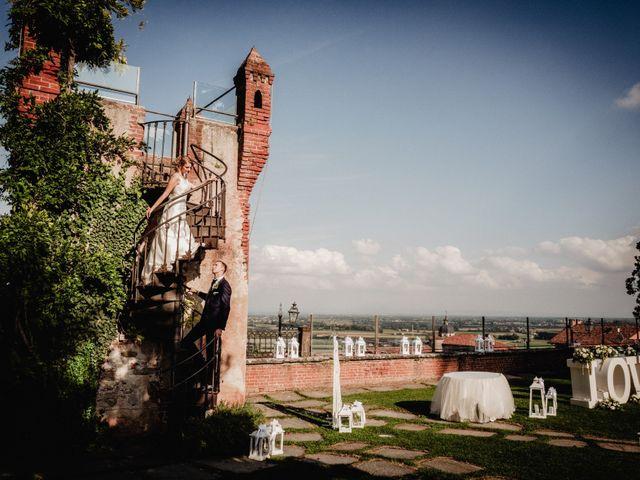 Il matrimonio di Riccardo e Valentina a Costigliole Saluzzo, Cuneo 73
