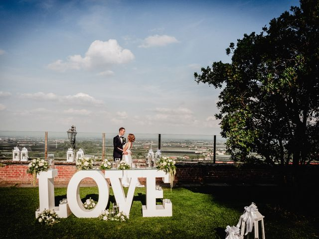 Il matrimonio di Riccardo e Valentina a Costigliole Saluzzo, Cuneo 74