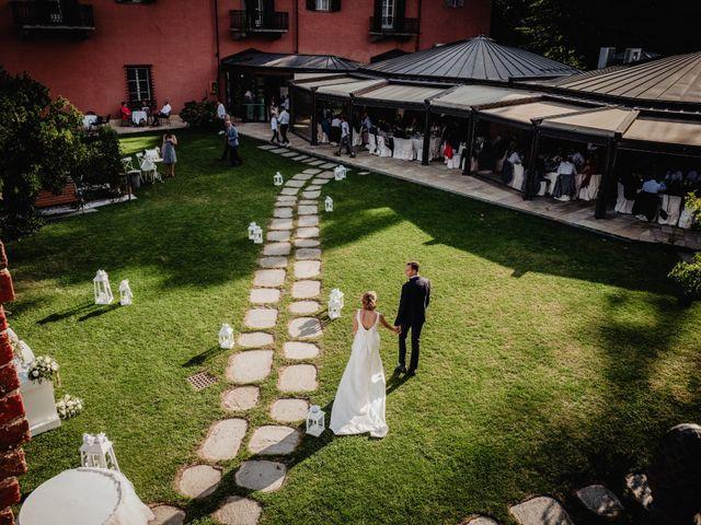 Il matrimonio di Riccardo e Valentina a Costigliole Saluzzo, Cuneo 75