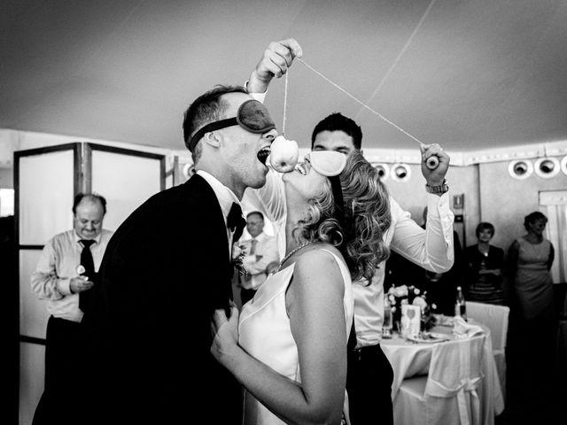 Il matrimonio di Riccardo e Valentina a Costigliole Saluzzo, Cuneo 83