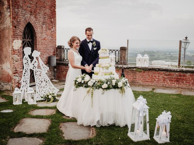 Il matrimonio di Riccardo e Valentina a Costigliole Saluzzo, Cuneo 86